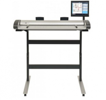 "Contex-IQ Quattro 36 MFP REPRO-Color-Scanner- 21,5 "" TouchScreen - Software Nextimage 5 REPRO"