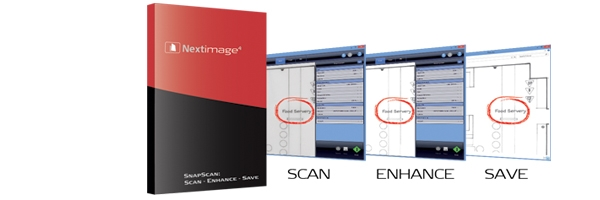 Nextimage Scan + Archive Software